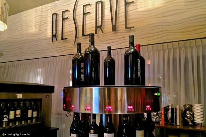 Reserve wine bar Reno Grand Sierra Resort