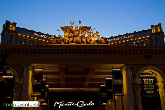 Monte Carlo, Las Vegas, Nevada