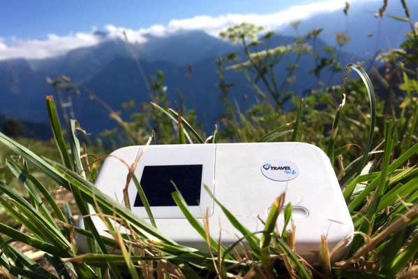 Travel Wifi Alpe dHuez