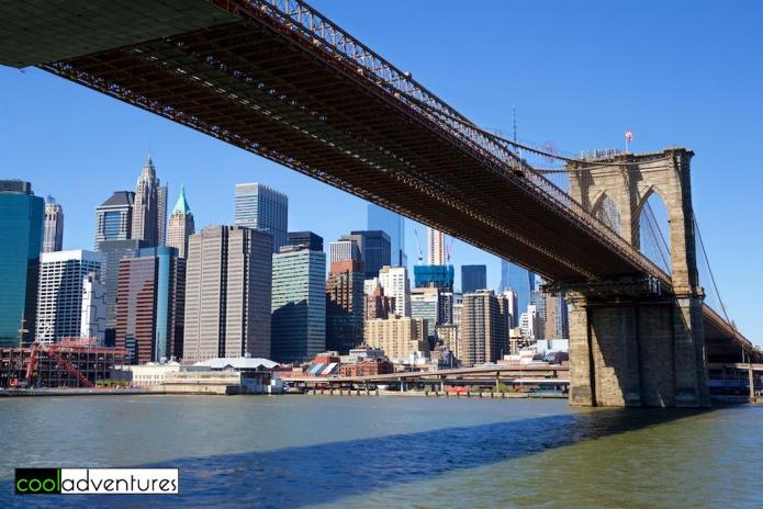 The Brooklyn Bridge, New York, New York