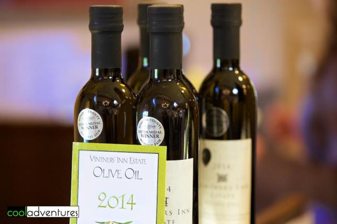 Vintner's Inn Estate Olive Oil