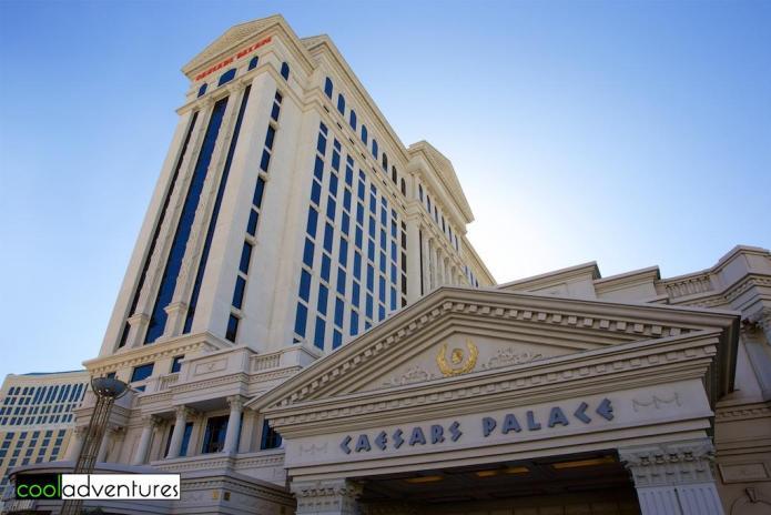 Caesars Palace Hotel and Casino, Las Vegas, Nevada