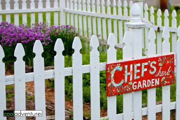 Chef's Garden, Madden's Resort, Brainerd, Minnesota