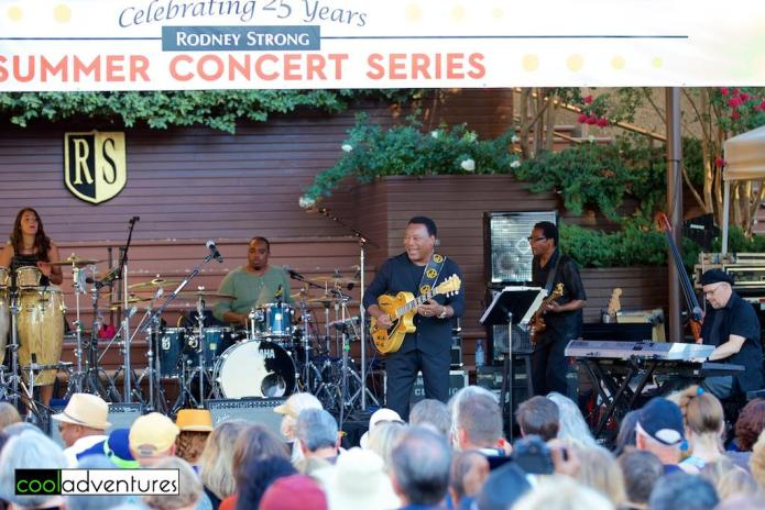 Rodney Strong Summer Concert Series: George Benson