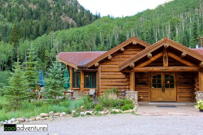 Pine Creek Cookhouse, Aspen, Colorado
