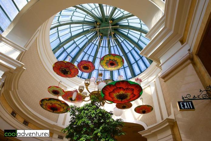 Shopping at Bellagio Las Vegas, Las Vegas, Nevada