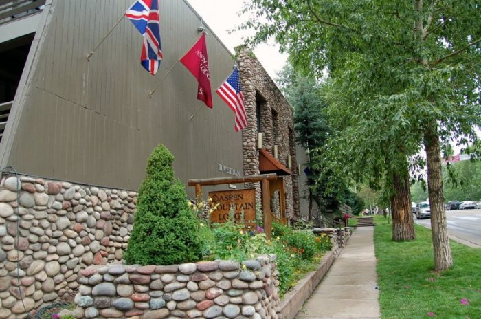 Aspen hotel: Aspen Mountain Lodge