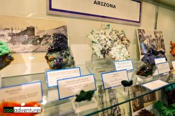 Colorado School of Mines Geology Museum, Golden, Colorado
