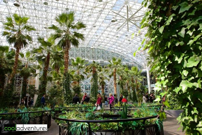 The Crystal Gardens, Navy Pier, Chicago, Illinois