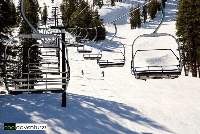 Solitude Lift at Kirkwood MountainResort