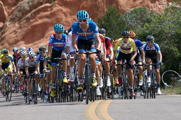 USA Pro Challenge 2014 Stage 4 Garden of the Gods