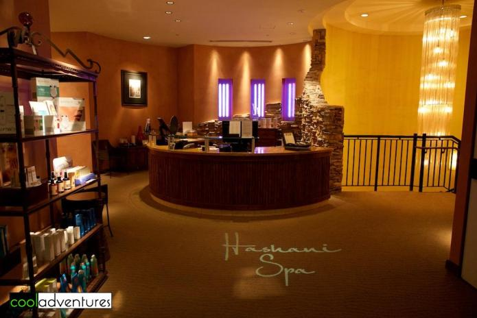 Hashani Spa, JW Marriott Starr Pass, Tucson, Arizona
