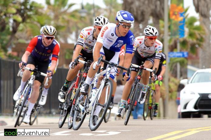 Breakaway group, Amgen Tour of California 2016 Stage 1