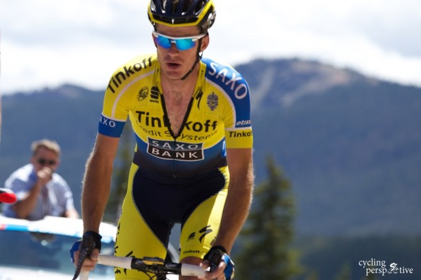 USA Pro Challenge 2014 Stage 3, Michael Rogers, Tinkoff-Saxo