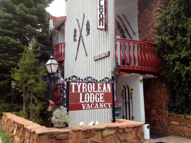 Aspen hotel: Tyrolean Lodge