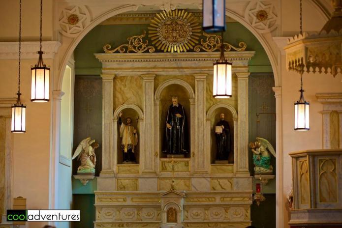 San Felipe de Neri Parish, Old Town, Albuquerque, New Mexico