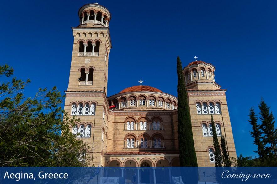 Aegina, Greece photographs taken by Chasing Light Media