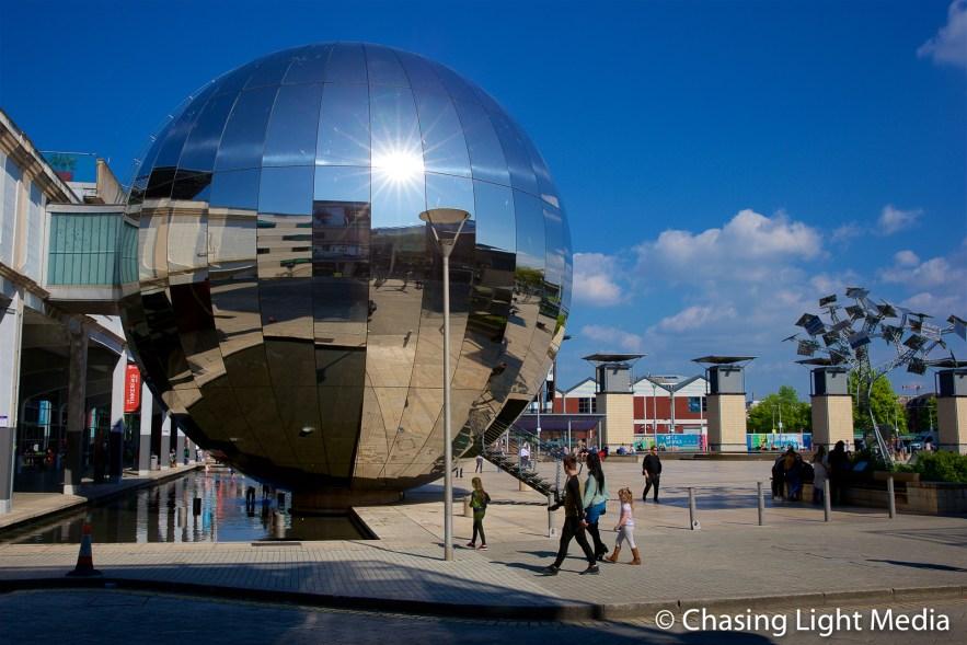 Planetarium, @Bristol science center, Bristol, England