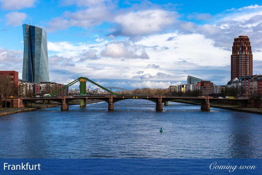 Frankfurt photographs taken by Chasing Light Media