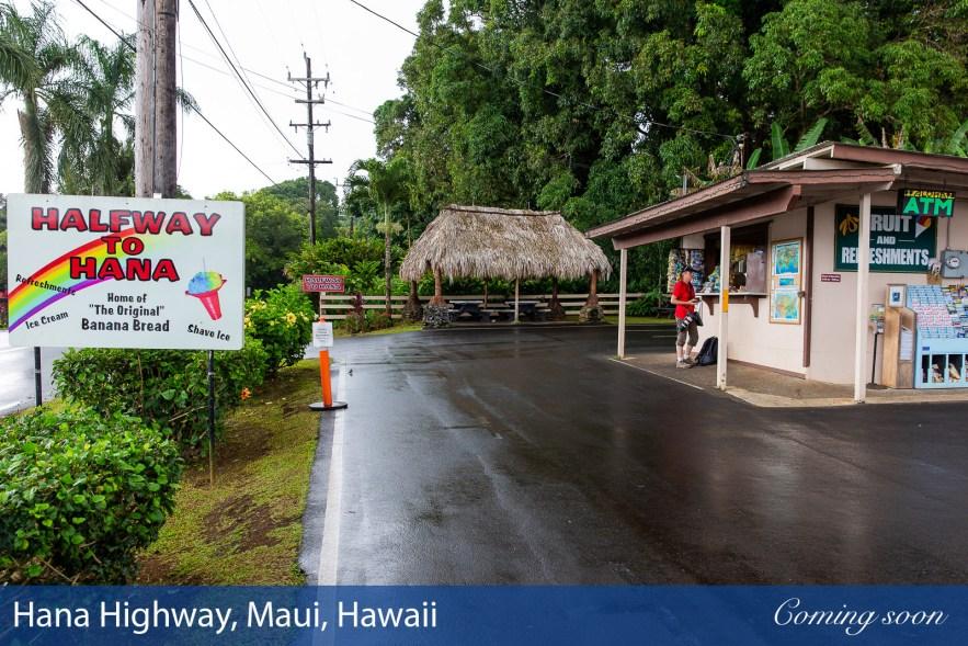 Hana Highway photographs taken by Chasing Light Media