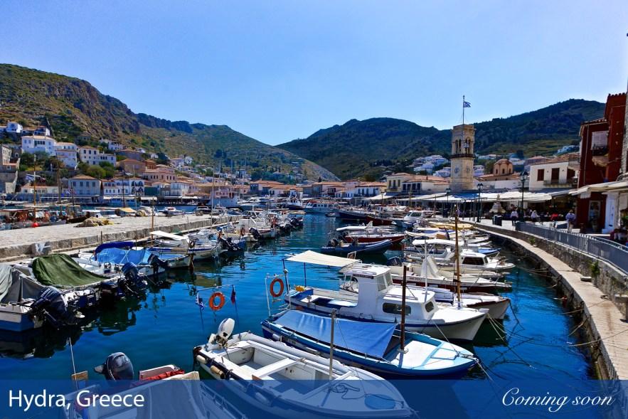Hydra, Greece photographs taken by Chasing Light Media