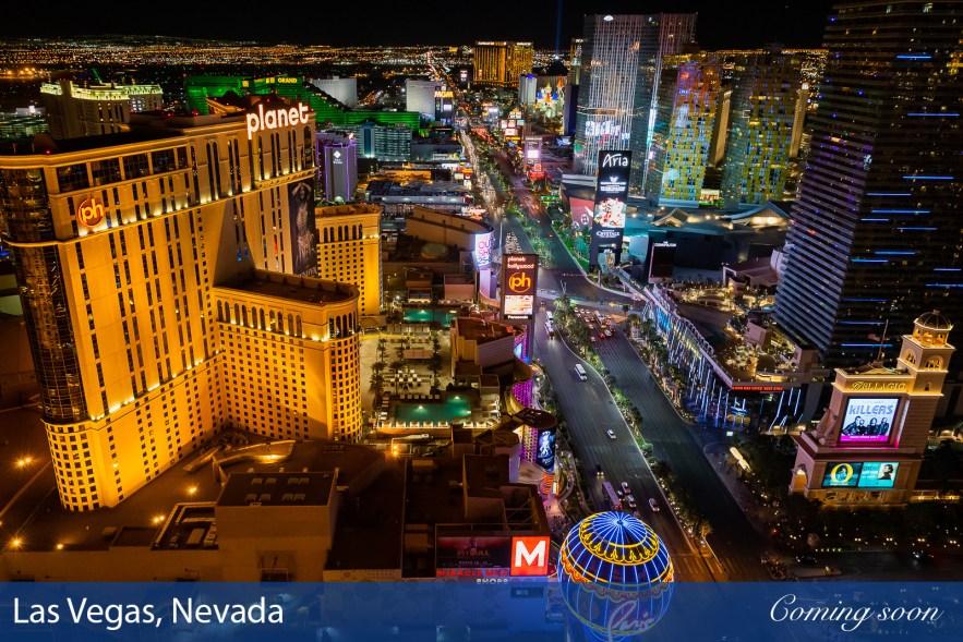 Las Vegas, Nevada photographs taken by Chasing Light Media