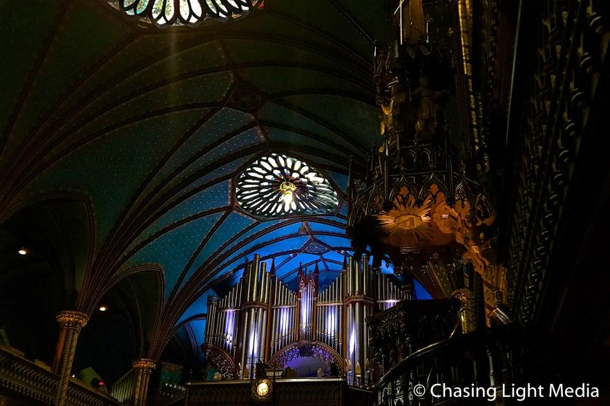 Notre-Dame Basilica pipe organ, Montréal