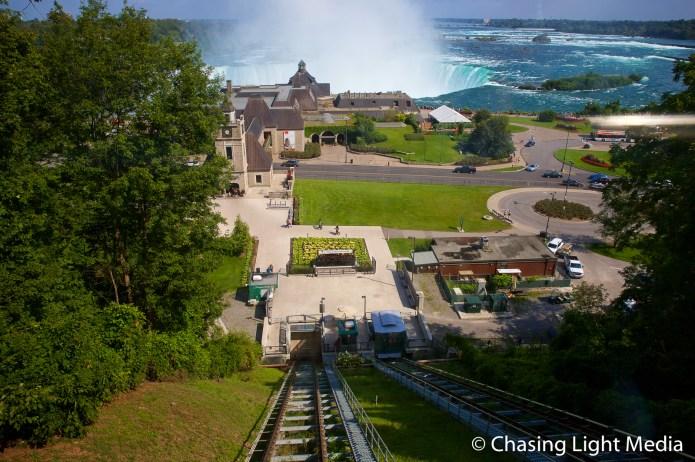Incline railway, Niagara Falls, Ontario, Canada