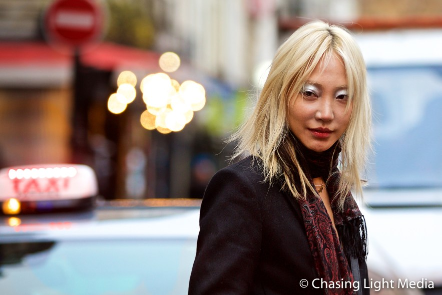 John Paul Gaultier Show, Paris Fashion Week 2017, Paris, France Photo: Kim Hull © Chasing Light Media