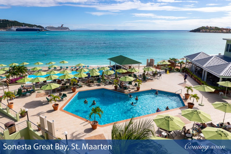 Sonesta Great Bay, St. Maarten photographs taken by Chasing Light Media
