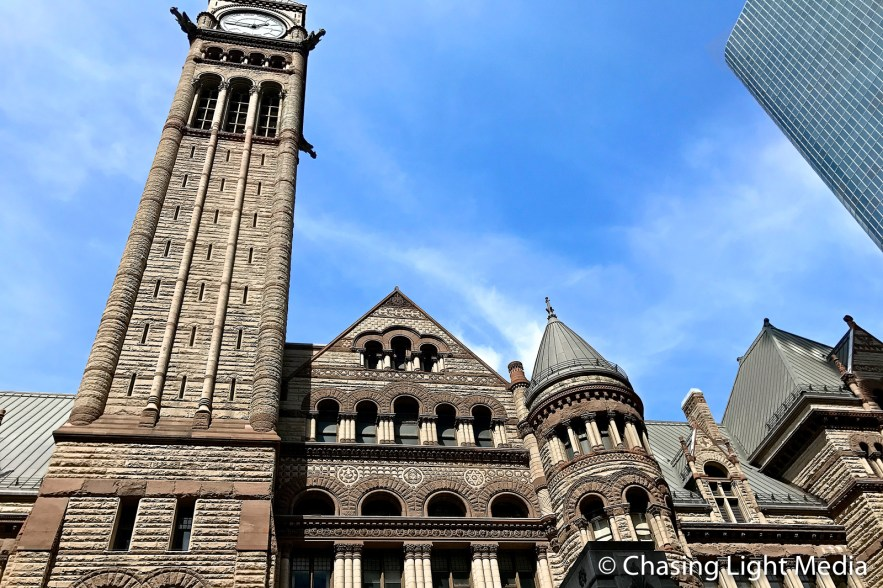 Old City Hall, Toronto