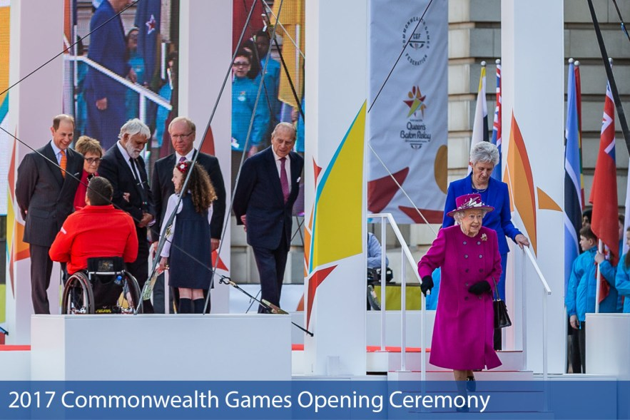2017 Commonwealth Games Opening Ceremony