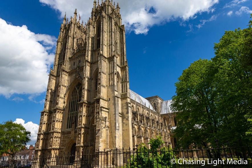 Beverley Minster, Beverley, England