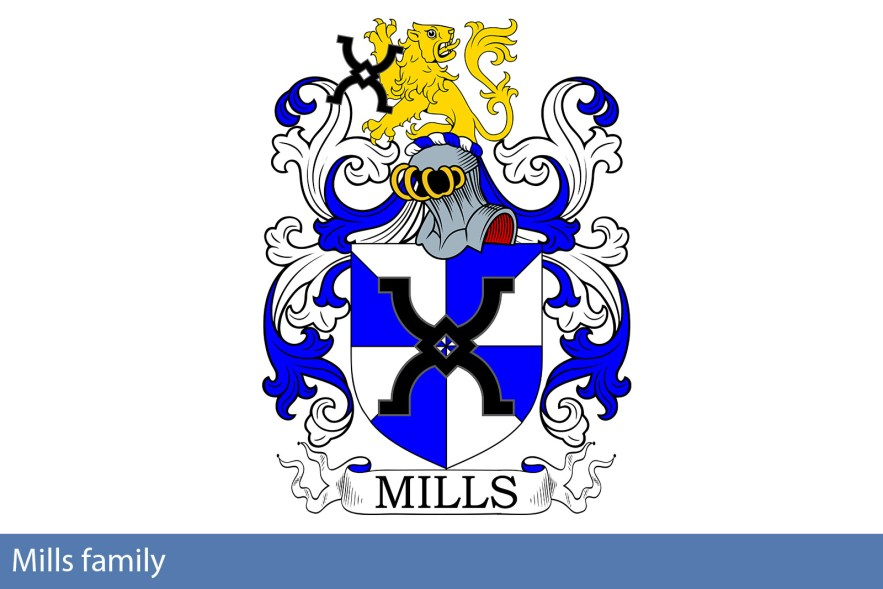 Mills family research