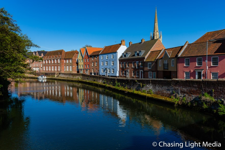 River Wensum, Norwich, England