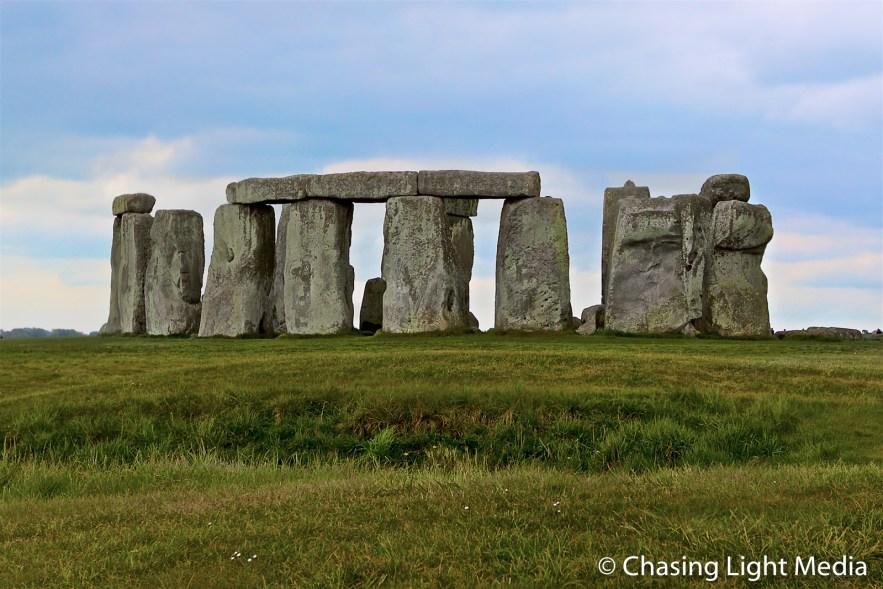 The stones of Stonehenge