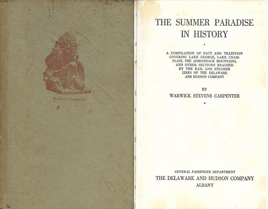 The Summer Paradise in History, Warwick Stevens Carpenter, 1914.