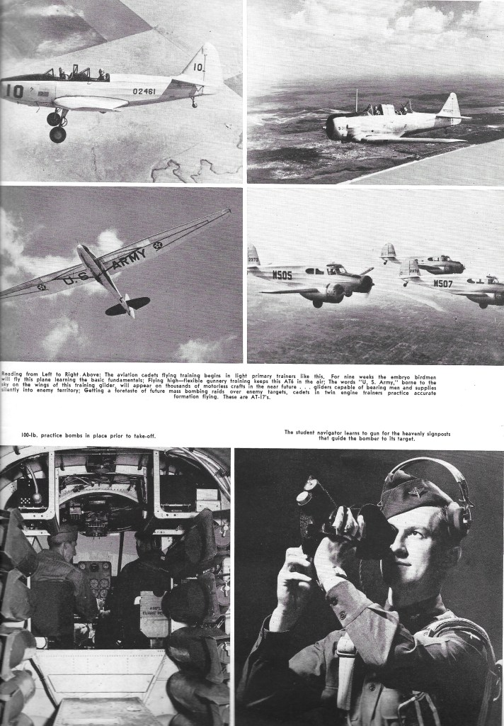 Independence Army Flying School 1943 Yearbook