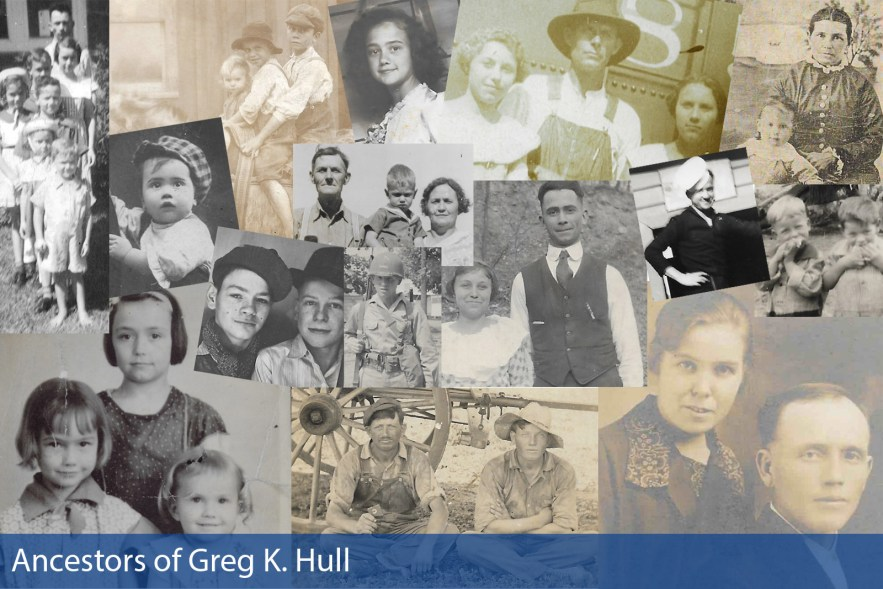 Ancestors of Greg K Hull