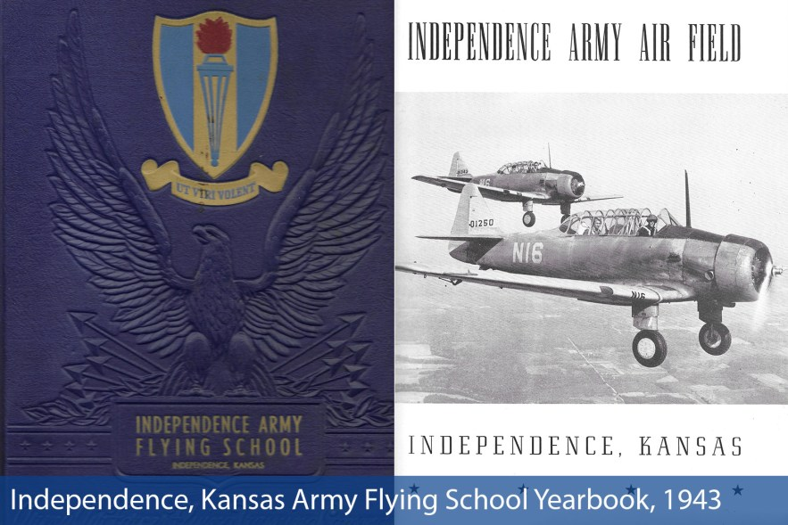 Independence, Kansas Army Flying School Yearbook, 1943