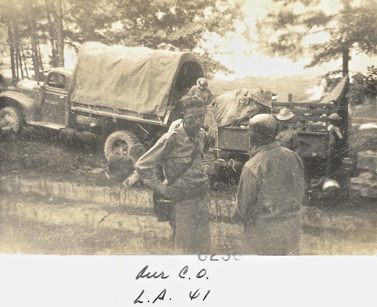 1941 Louisiana Maneuvers