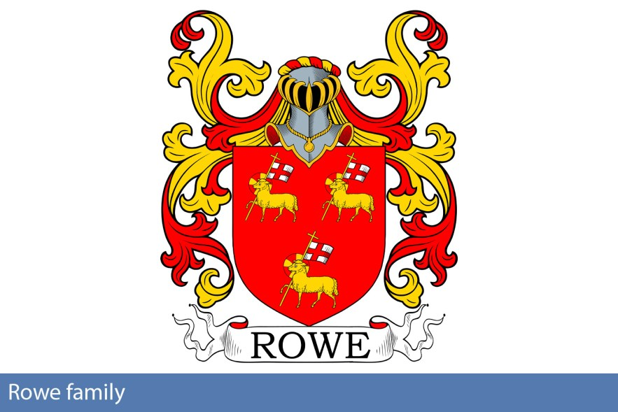 Rowe family research