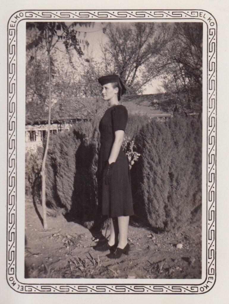 Eleanor Phillis Baird, Independence, Kansas