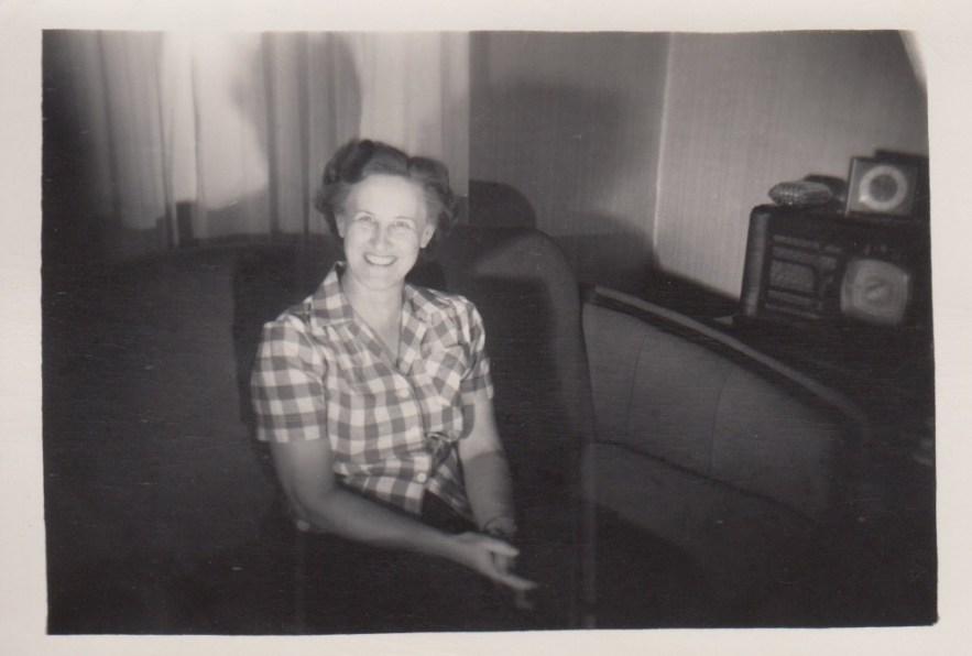 Eleanor Phillis Baird, ca. 1950s.