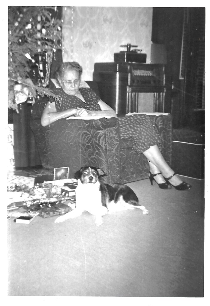 Myrtle Phillis, Independence, Kansas, ca. 1950s