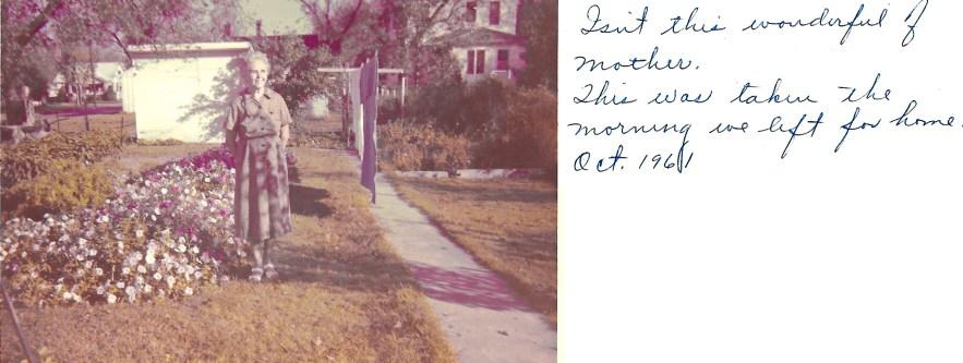 Myrtle Phillis, Fairfield, California, 1961