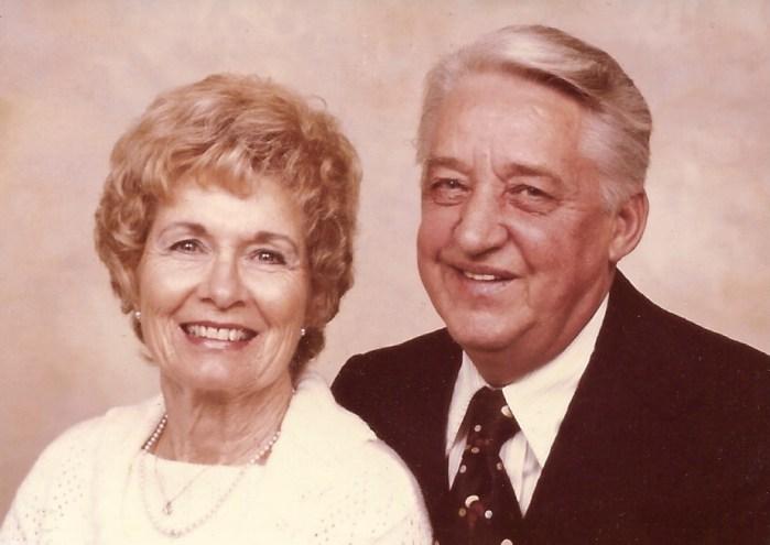 Phil Faulkner and Dorothy Elizabeth Thompson Degarmo