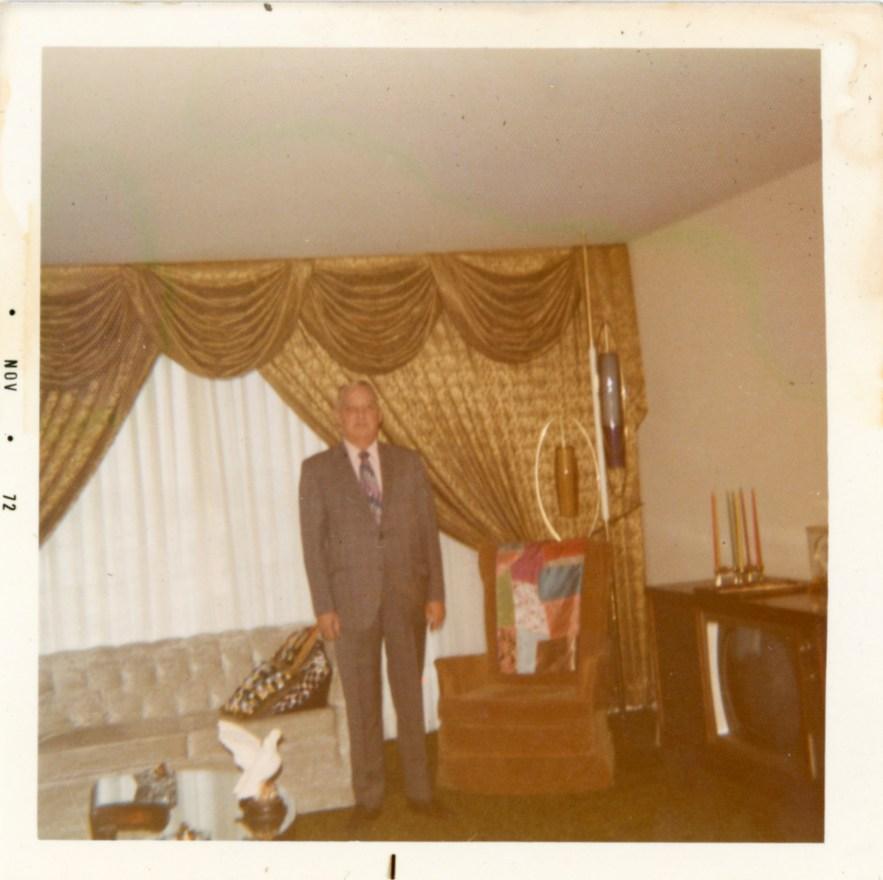 Philip Faulkner, 1972, Chicago, Illinois.
