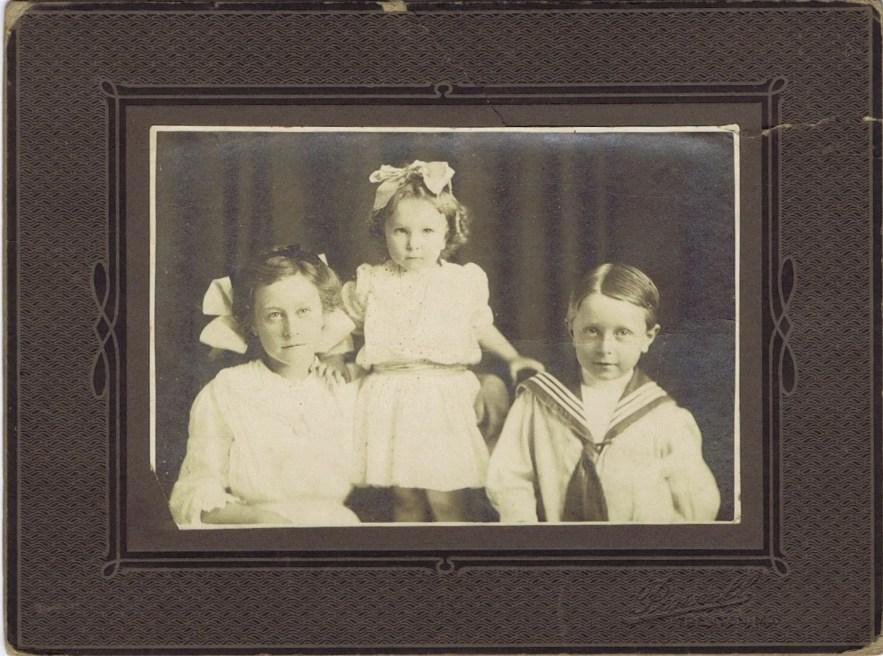 Winifred Hooper family photos