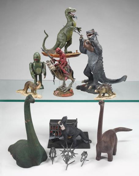 Slash dinosaurs collection